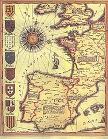 Navarra mapa